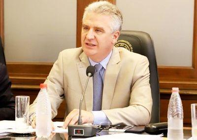 """Fuga PJC: Bacchetta afirma que el sistema penitenciario está """"podrido"""" y que no hay motivos para juicio político a Abdo"""
