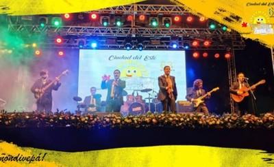 Exitoso inicio del festejos por los 63 años de Ciudad del Este