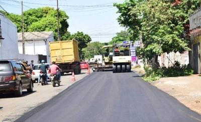 HOY / Recapan arterias de San Lorenzo: instan a tomar desvíos
