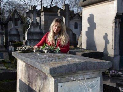 La tumba de  Madame Lynch en París, intacta