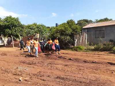 Brigadas contra el dengue llegan a 9 barrios críticos de CDE