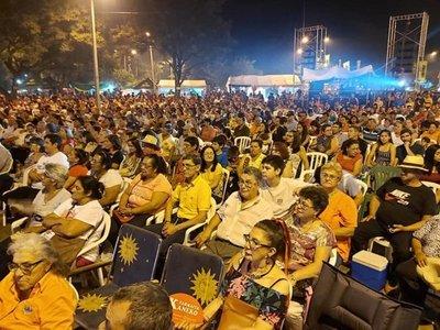 Misiones de gala por el festival del batiburrillo, siriki y chorizo sanjuanino