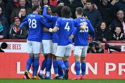 Leicester, a octavos de la copa inglesa