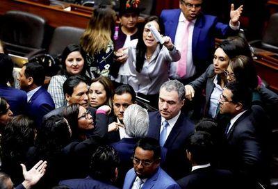 Perú busca cerrar crisis  con nuevo Parlamento