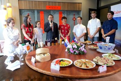 Embajada de Taiwán dio la bienvenida al año de la rata