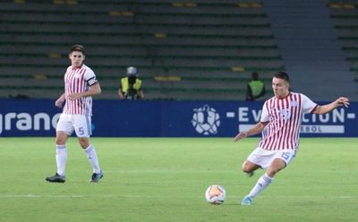 Paraguay Sub 23 cae ante Perú