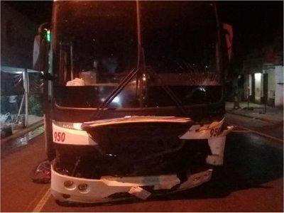 Accidente deja dos víctimas fatales en Yaguarón