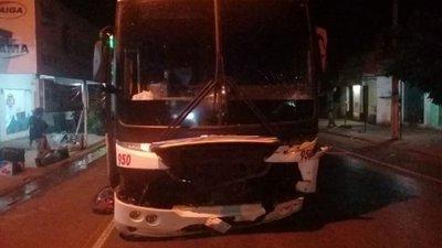 Dos fallecidos tras accidente de tránsito en Yaguarón