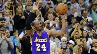 Kobe Bryant fallece en accidente aéreo
