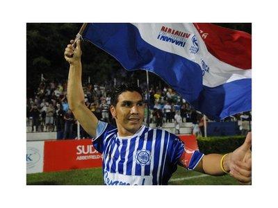 Salvador Cabañas y 12 de Octubre, en sellos postales