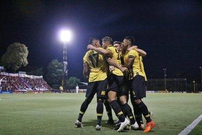 El VAR determina la victoria de Guaraní contra Cerro Porteño
