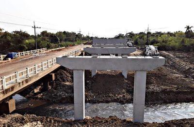 Abrirán ofertas para 713 metros de puentes