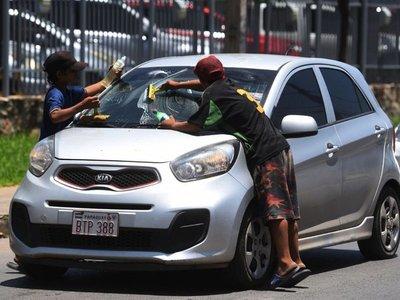 Programa Abrazo  no alcanza y niños     deambulan y trabajan en las  calles