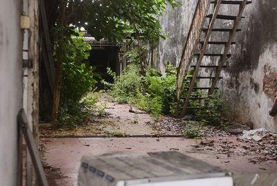 Vecinos se preocupan por casas abandonadas