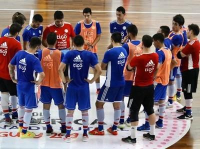 Confirman convocados para las Eliminatorias del Mundial de Futsal en Lituania