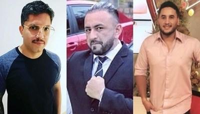 """Fuerte discusión entre """"El Churero"""", Cesár y Arturito"""
