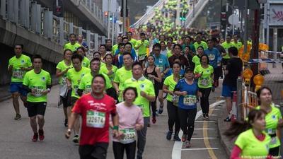 China suspende sus Juegos de Invierno por el virus; Hong Kong, su maratón