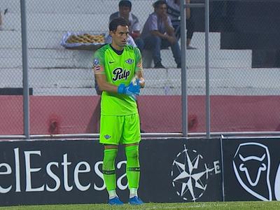 Martín Silva es el Tapador de la segunda ronda del torneo Apertura