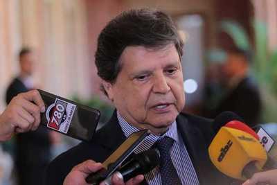 Ministro señala que no se dan las condiciones exigidas por la CN para estado de excepción
