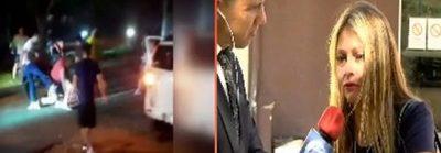 """Hermana de automovilista atacado: """"Nadie se merece lo que él sufrió"""""""