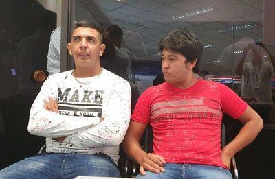 Paraguayos intentaron viajar con droga a España