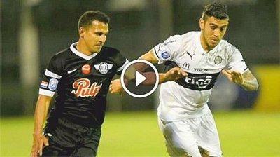 Olimpia vs Libertad (1-1) Goles Resumen Resultado Apertura 2015