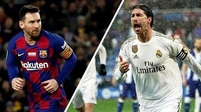 Barcelona vs Real Madrid EN VIVO, ONLINE por ESPN [Liga Santander 2019]