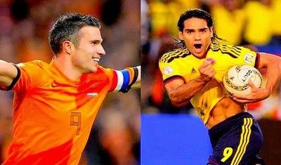 Holanda vs Colombia En Vivo y en Directo Amistoso 2013