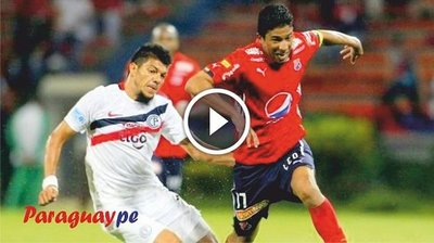 Cerro Porteño vs Independiente Medellín en vivo Copa Sudamericana 2016