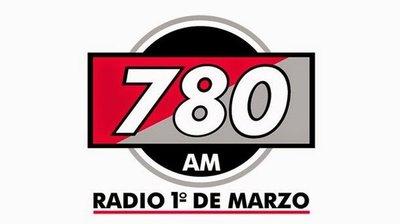 Radio 1º de Marzo 780 AM En Vivo Online desde Paraguay [FUNCIONA]