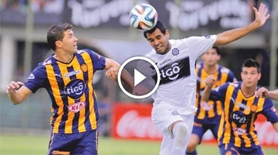 Sportivo Luqueño vs Olimpia en vivo online Torneo Apertura 2017