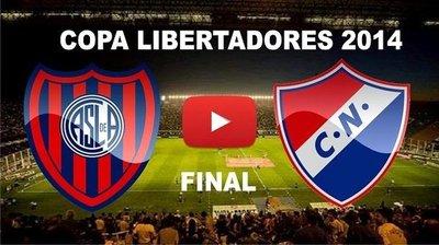San Lorenzo vs Nacional en vivo 2014 Final Copa Libertadores (previa, hora, alineaciones)