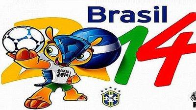 Inauguración del Mundial Brasil 2014 en vivo y en directo