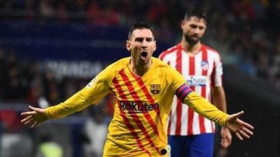 Atlético Madrid vs Barcelona (0-1) Goles, Resumen, Resultado, LaLiga 2019-2020