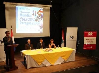 Presentan la séptima edición del Campamento Mundial Cultural Paraguay 2020