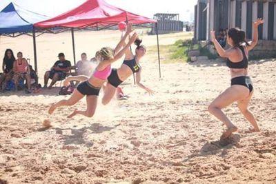 Finalizó la Copa Costanera de Beach Handball