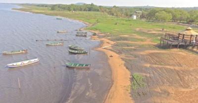 Lago Ypacaraí: sitú hendy por falta de muro