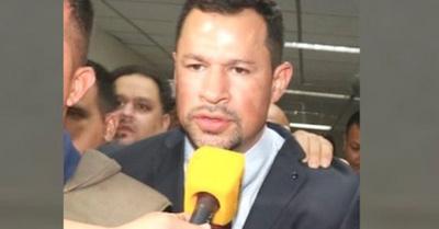 Quintana, con el permiso para ir sepelio de su papá