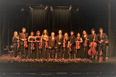 Audición para orquesta del CCPA
