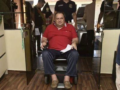 Juez ratifica la prisión del concejal Benjamín Adaro