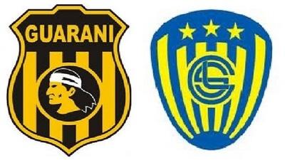 Guaraní vs Luqueño En vivo, Online, Clausura 2017