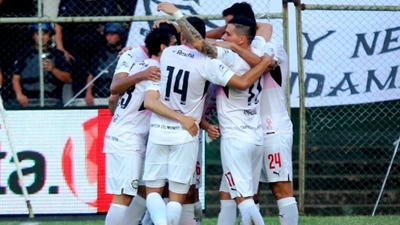 Olimpia vs River PLate (5-3) Goles Resumen Resultado Clausura 2016