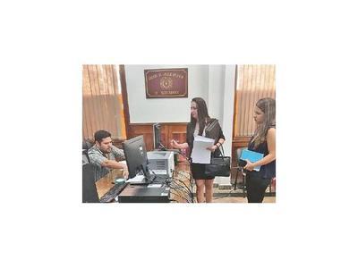 La fiscala Palacios dio su versión ante el JEM