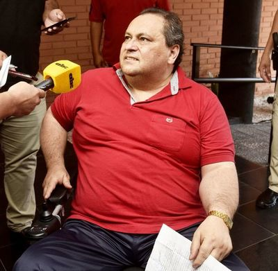 Juez ratificó prisión preventiva del concejal abdista Adaro Monzón