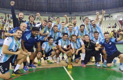 Argentina festeja en Brasil y Paraguay no va a Egipto 2021