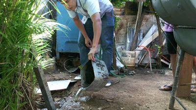 Allanan en Lambaré tres viviendas en el marco de la lucha contra criaderos de mosquitos