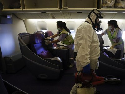China eleva a 106 muertos y 4.275 casos confirmados por coronavirus