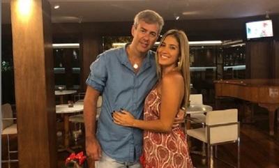 Regis Marques y Anahí Sánchez se mostraron juntos