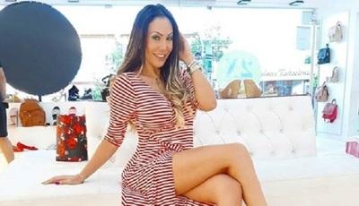 Ruth Alcaraz molesta denunció que roban diseños y fotos de su boutique