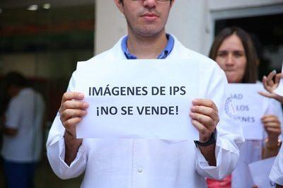 Médicos de IPS rechazan tercerización del servicio de imágenes